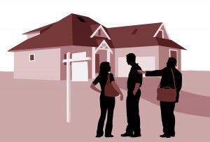 El agente inmobiliario