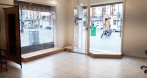 Bajo comercial en esquina en alquiler en la calle Jesús – Ref. A188
