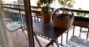 Flat in good condition on sale opposite to Jesús park – Ref. 225