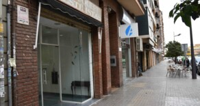 Commercial premise in good condition for rent in San Vicente street – Ref. A206