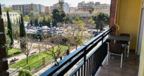 Flat on sale opposite to Jesús park – Ref. 225