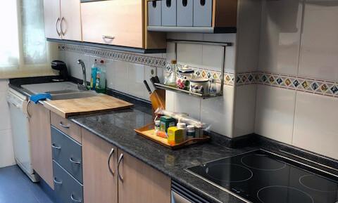 Semi-new flat with garage on sale in Jesús – Ref. 307