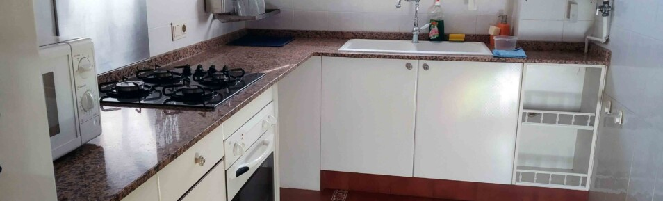 Sunny flat on sale next to Bailén underground station – Ref. 315