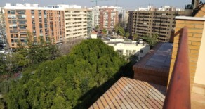 Duplex penthouse with two terraces in front Giorgeta park – Ref. 351