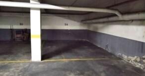 Plaza de garaje muy ancha en venta junto al mercado de Jesús – Ref. 314