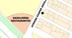 Planta baja en venta en la avenida Gaspar Aguilar – Ref. 355