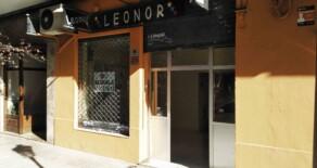 Bajo comercial a dos calles en alquiler en el parque Enrique Granados – Ref. A226
