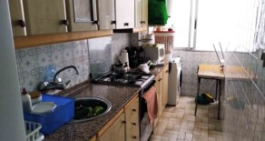 Flat with balcony and high ceilings on sale in Jesús – Ref. 109