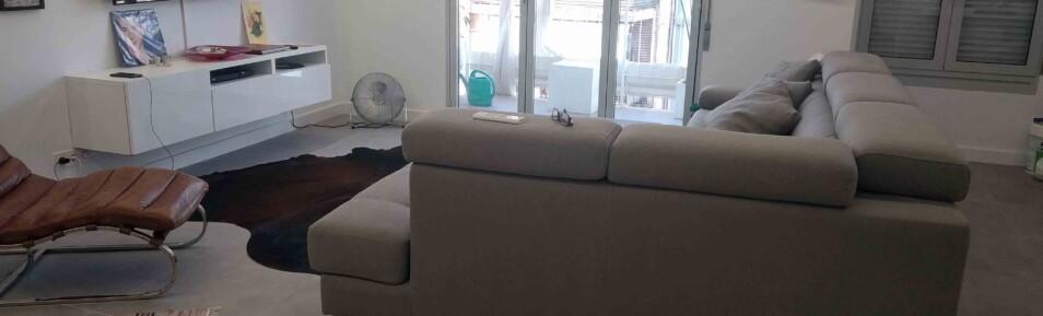 Refurbished apartment on sale next to Patraix underground – Ref. 109